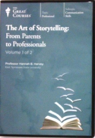 The Art of Storytelling by Hannah B. Harvey