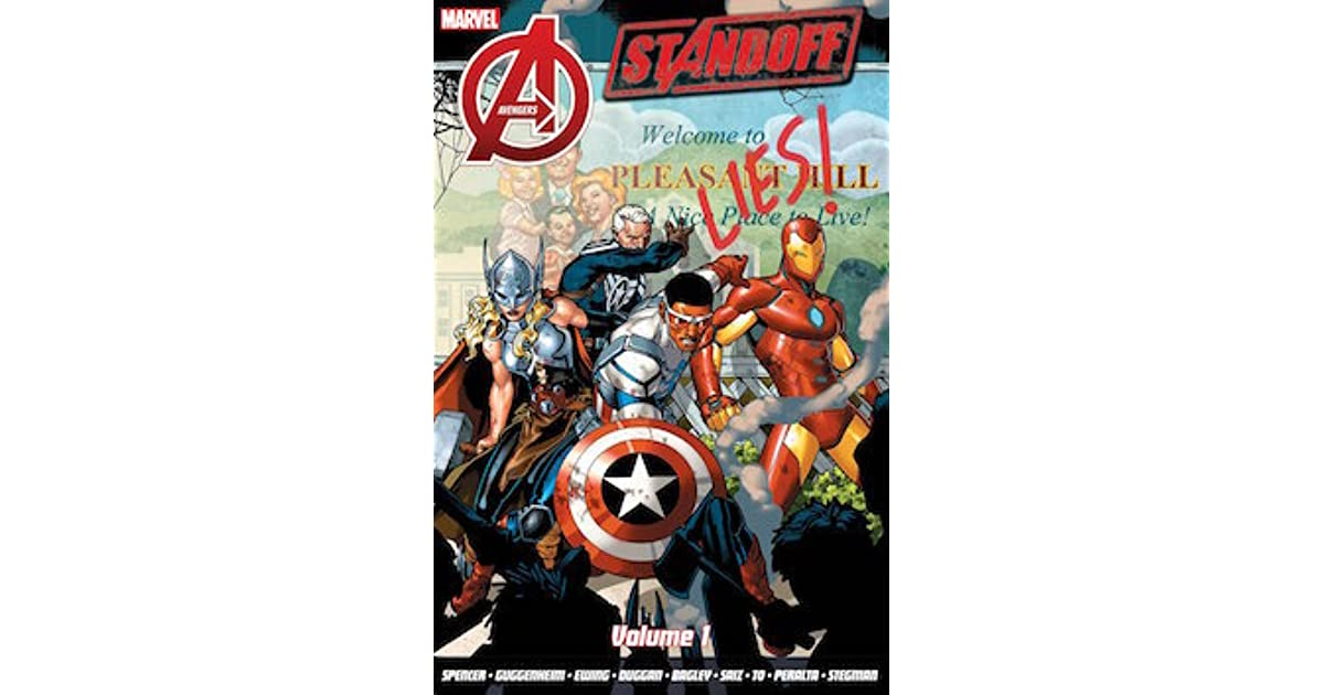 Avengers Standoff Volume 1 by Nick Spencer