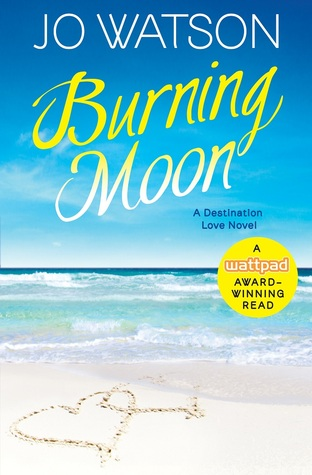 Burning Moon by Jo Watson