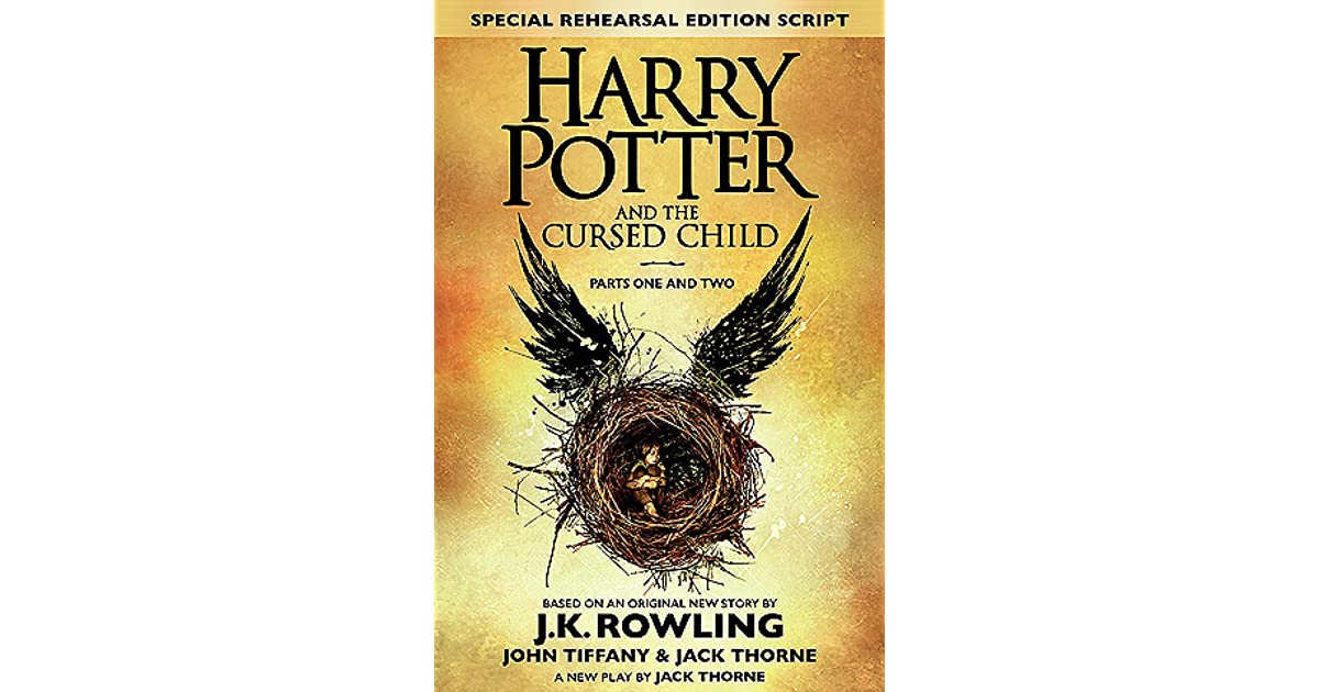 Natalie Monroe's review of Harry Potter and the Cursed Child: Parts