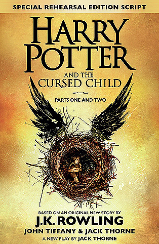 Harry Potter and the Cursed Child - Parts I & II (Special Rehearsal Edition) - {CHB Books}