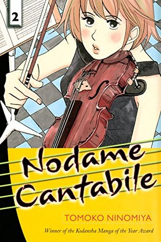 Nodame Cantabile, Vol. 2 by Tomoko Ninomiya