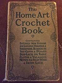 The home art crochet book