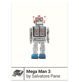 Mega Man 3 (Boss Fight Books, #14)