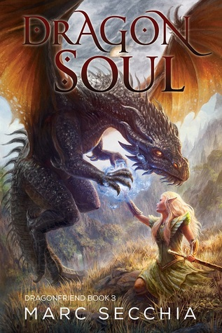 Dragonsoul by Marc Secchia