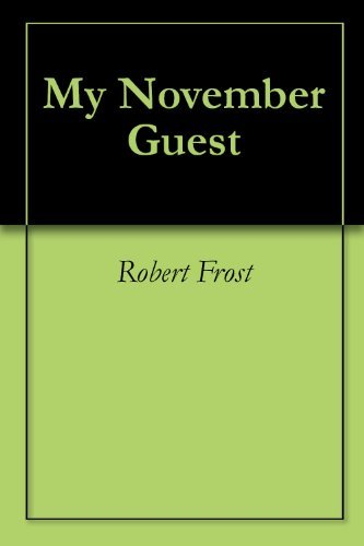 My November Guest