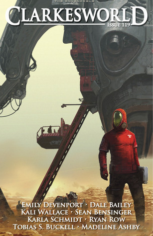 Clarkesworld Magazine, Issue 119 (Clarkesworld Magazine, #119)