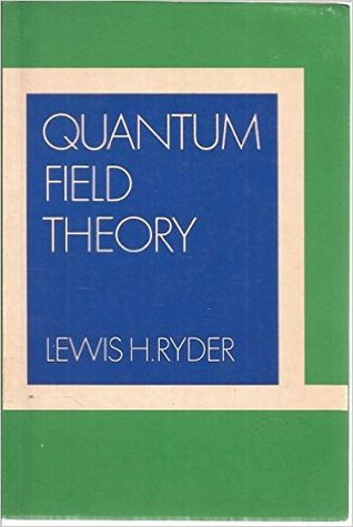 Quantum Field Theory by Lewis H  Ryder