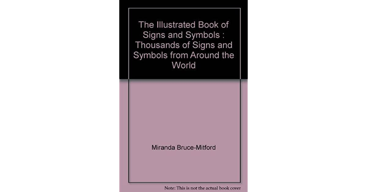 Paperclippes Review Of The Illustrated Book Of Signs And Symbols