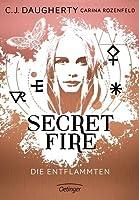 Secret Fire: Die Entflammten (The Alchemist Chronicles, #1)