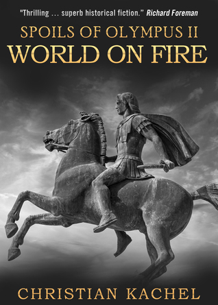 World on Fire (Spoils of Olympus, #2)