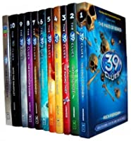 The 39 Clues - 1-10 Book Set plus A Game Card Pack New RRP: 76.89 (The 39 Cl...