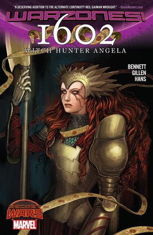 1602: Witch Hunter Angela