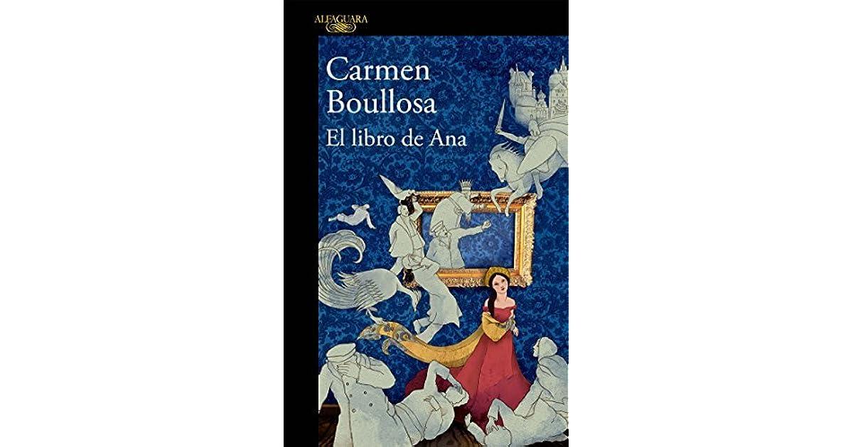 Carmen boullosa goodreads giveaways