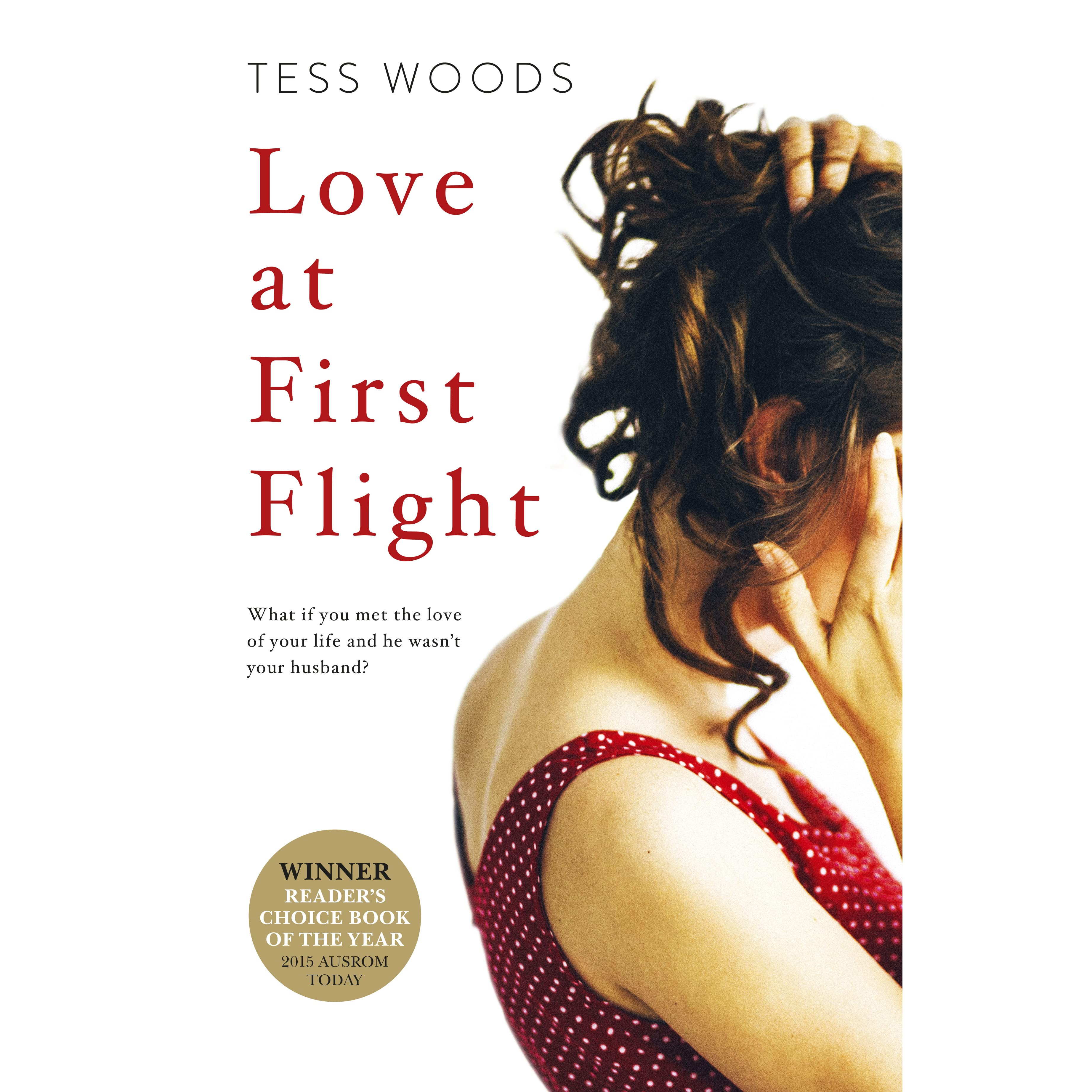 Love At First Flight By Tess Woods €� Reviews, Discussion, Bookclubs, Lists