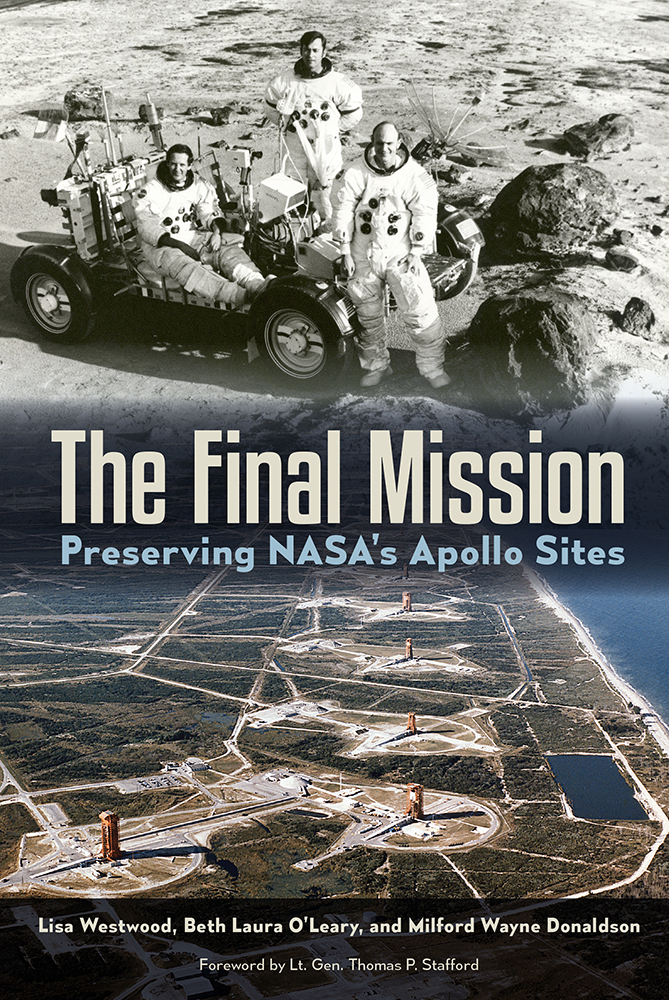 The Final Mission Preserving NASA's Apollo Sites