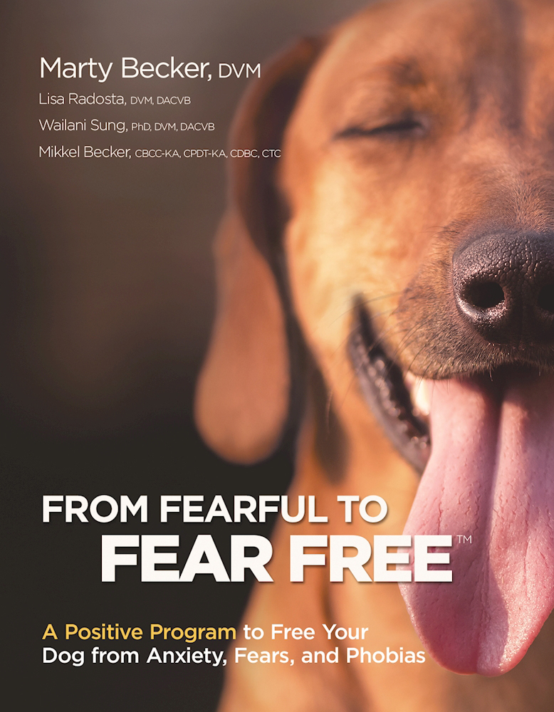 From Fearful to Fear Free A Positive Program to Free Your Dog from Anxiety, Fears, and Phobias
