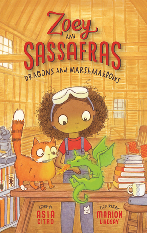 Zoey and Sassafras series by Asia Citro