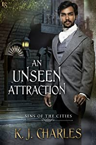 An Unseen Attraction (Sins of the Cities, #1)