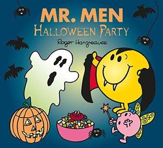 Mr. Men Halloween Party