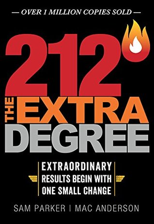 212 The Extra Degree by Sam Parker