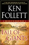 Fall of Giants (The Century Trilogy, #1) cover