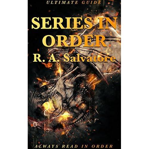Series in Order: R  A  Salvatore: Drizzt Books: Icewind Dale Trilogy