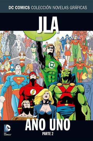 JLA: Año uno, parte 2