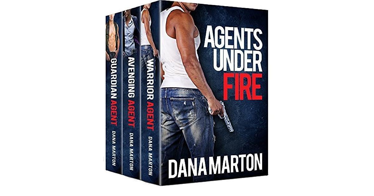 Read Agents Under Fire By Dana Marton