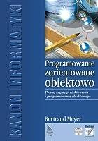 Programowanie zorientowane obiektowo