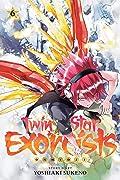 Twin Star Exorcists: Onmyoji, Vol. 6