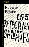 Book cover for Los detectives salvajes