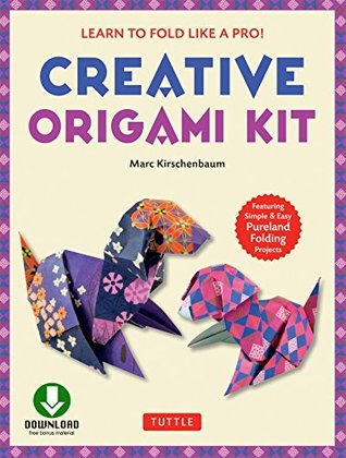 Creative Origami eBook: Learn to Fold Like a Pro!: Downloadable Video and 64-Page Origami Book: Original, Easy Origami for Kids or Adults