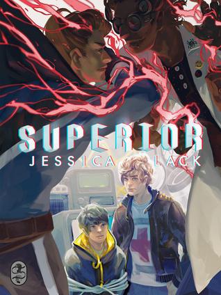 Superior by Jessica  Lack