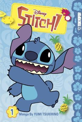 Stitch! Volume 1 by Yumi Tsukirino