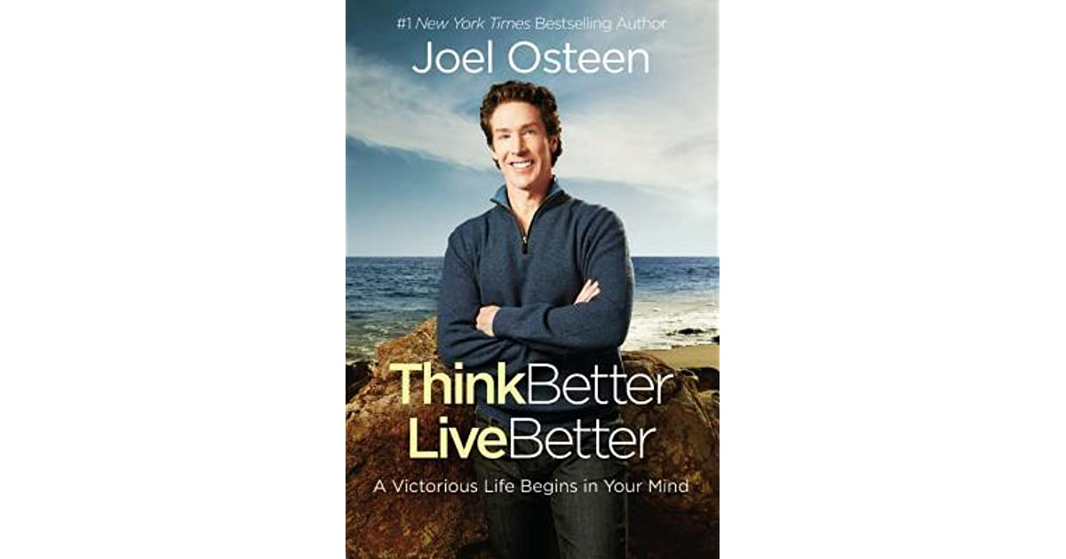 joel osteen books list
