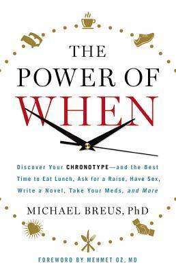 The Power of When by Michael Breus