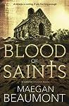 Blood of Saints (Sabrina Vaughn #4)