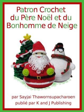 Santa Gonk Christmas Decorations - Crochet PDF Pattern | Ganchillo ... | 424x318