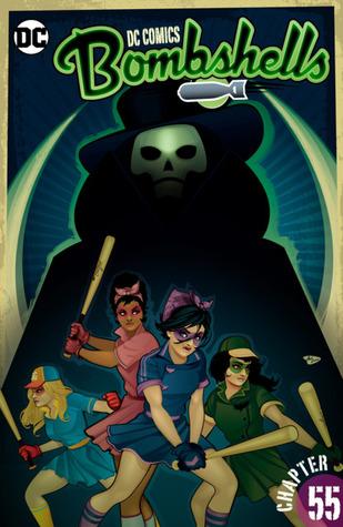 DC Comics: Bombshells (2015-) #55