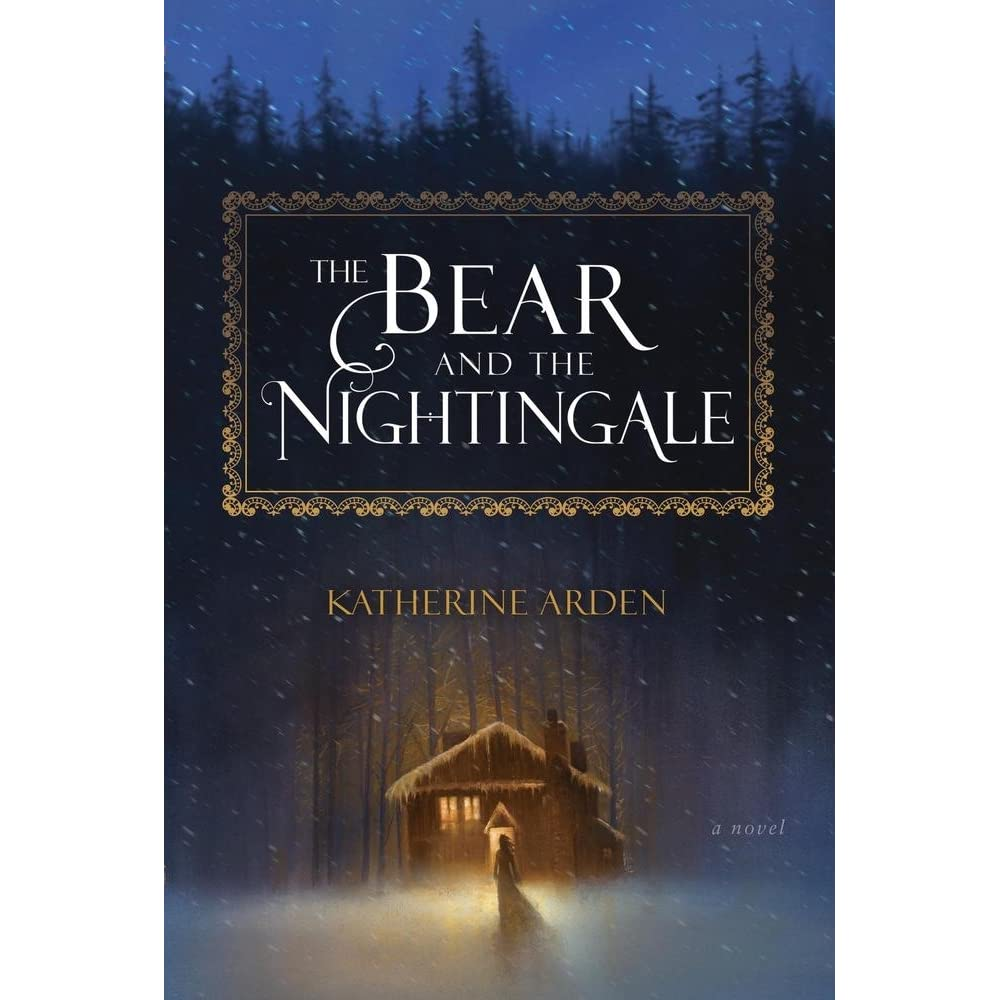 Image result for the bear and the nightingale