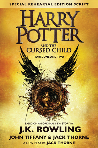 Harry Potter and the Cursed Child, Parts 1 & 2 (Harry Potter #8)