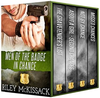Men of the Badge in Chance: A four book bundle
