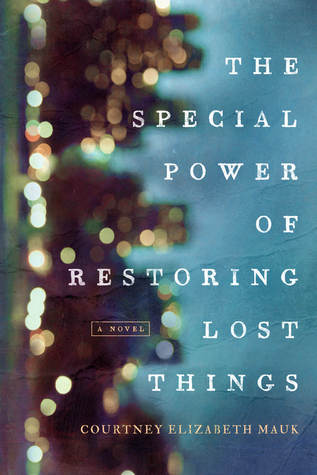 Special Power of Restoring Lost Things