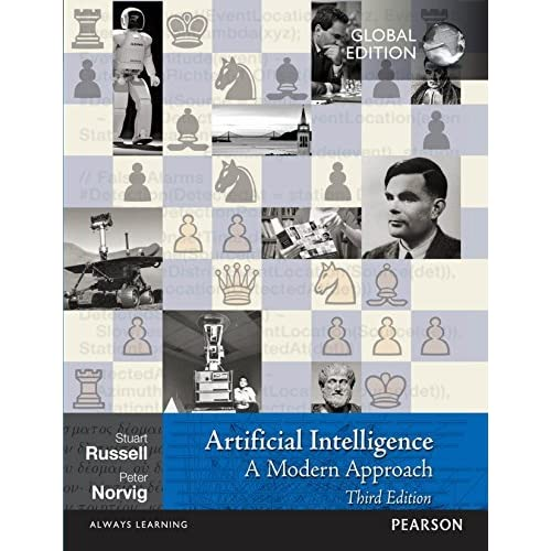 Thumbnail for Hussain's review of Artificial Intelligence: A Modern Approach, Global Edition