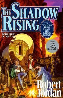 The Shadow Rising (The Wheel of Time, #4)