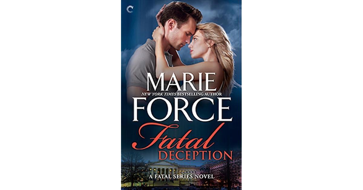 fatal deception (fatal, #5) by marie force, Hause deko