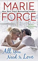 All You Need is Love (Green Mountain, #1)