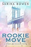 Rookie Move (Brooklyn Bruisers #1)