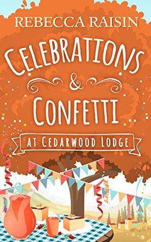 Celebrations and Confetti At Cedarwood Lodge